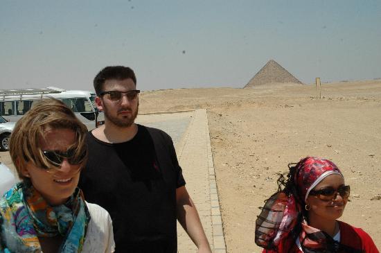 Egypt Sunset Tours: Touring the Pyramids