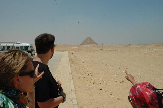 Egypt Sunset Tours: Rasha