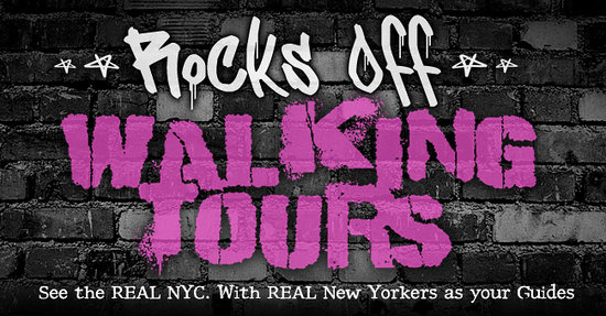 ‪Rocks Off Walking Tours‬