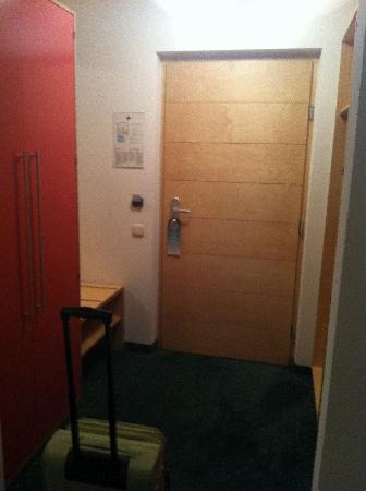 Hotel Figl: ingresso camera