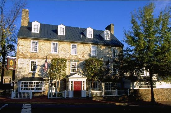 The Red Fox Inn Middleburg Va