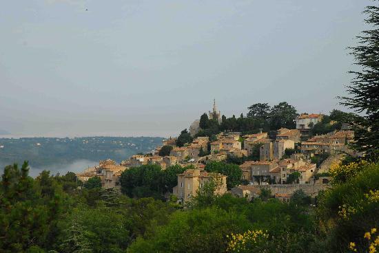 Les Terrasses du Luberon : Beautiful Bonnieux