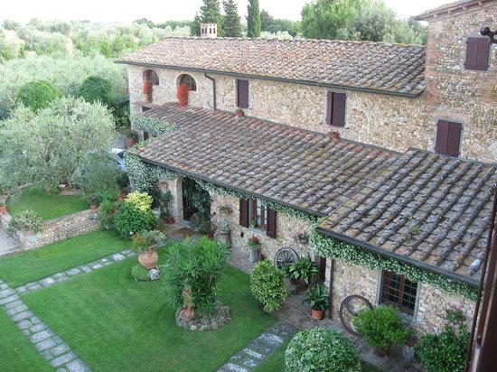 Villa Le Torri: heaven!
