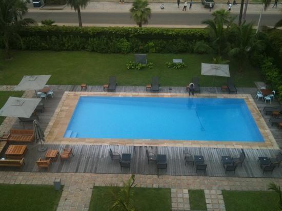 Villa madiba hotel: piscine