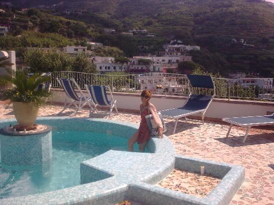 Hotel Belvedere: l'idromassaggio del belvedere