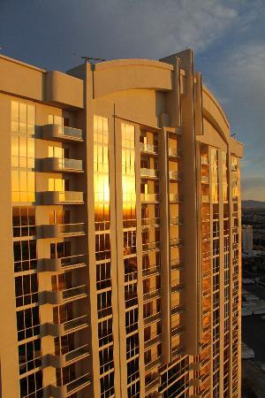 Signature at MGM Grand: hotel view