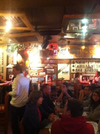 Geddy's: excellentes bouffe et ambiance