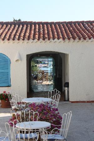 Park Hotel Resort: terraza