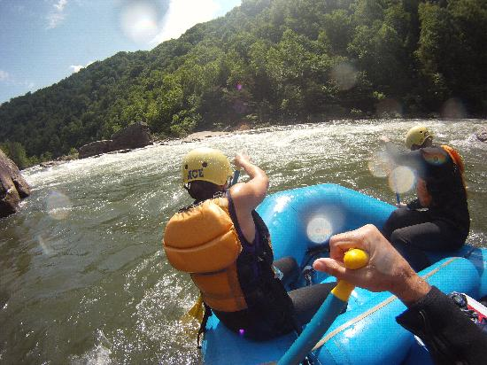 ACE Adventure Resort: Gauley River