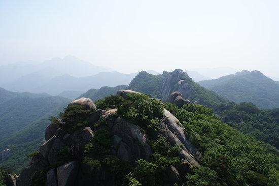 北汉山国家公园