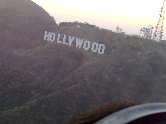 San Fernando, Kalifornien: Hooray for Hollywood