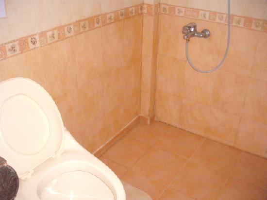 Bidari Hotel Lombok: Bathroom