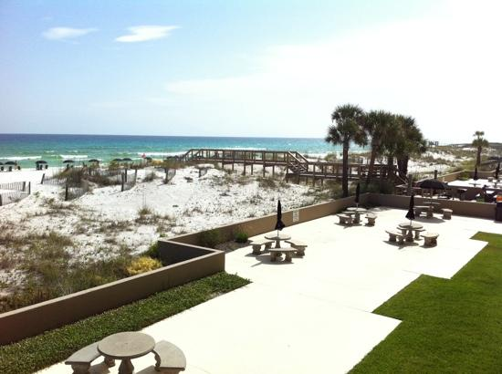 The Breakers at Fort Walton Beach: Taken from the balcony.