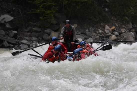Alpine Rafting: Afternoon Whitewater