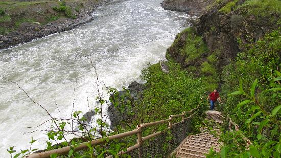 Hells Canyon Scenic Byway: The hiking trail to the bottom was a lot of fun!