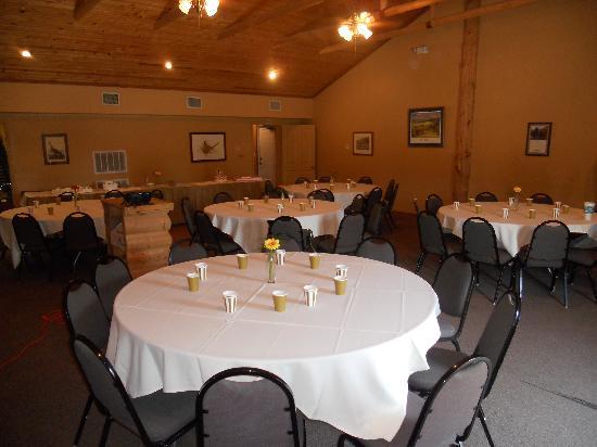 Baldwin City Lodge: Banquet