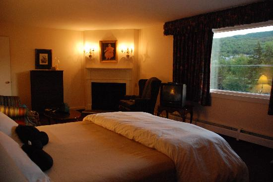 Room at the Inn at Mount Snow