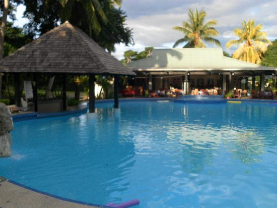 Lautoka, Fiji: The pool