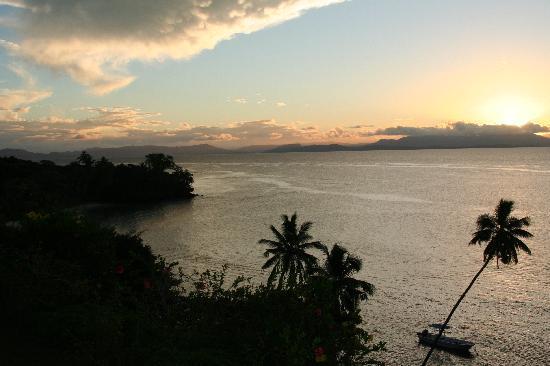 Makaira Resort: Beautiful Makaira Sunset