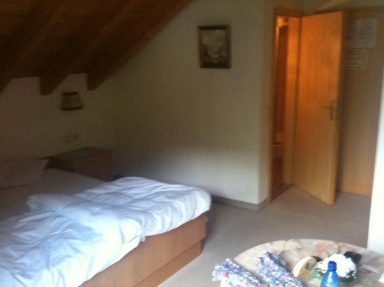 Gasthof Jägerhaus: Zimmer