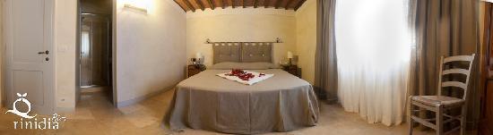 San Rocco a Pilli, Italy: camera doppia
