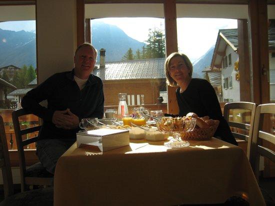 Hotel Artemis: a welcomed breakfast