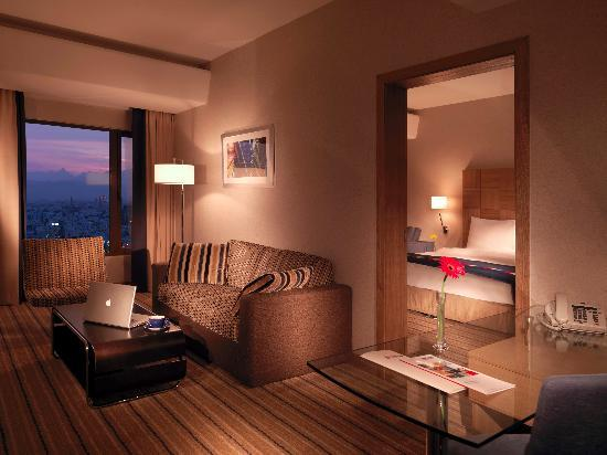 Park Inn by Radisson Muscat: One Bedroom Suite