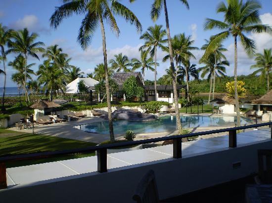 The Pearl Resort: The very pretty pool