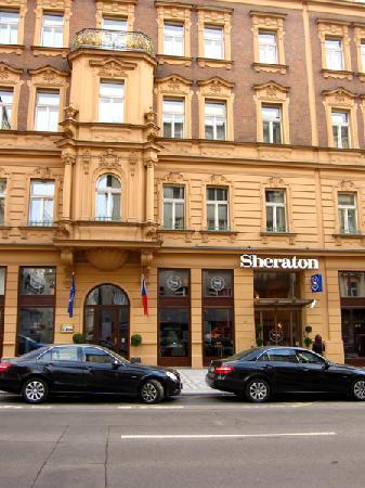 Sheraton prague picture of sheraton prague charles for General hotel prague