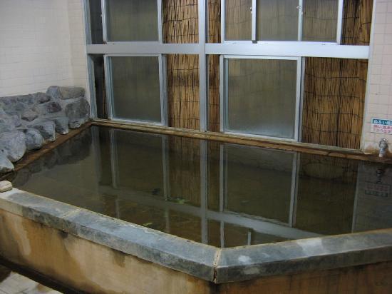 Cabosu House Beppu Hamayu: 24hr male onsen