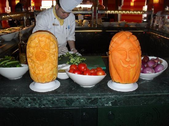 TUI Magic Life Sharm el Sheikh : Main restaurant