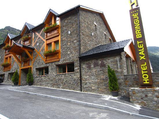 El Serrat, Andorra: Vista exterior frontal