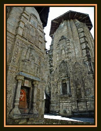 Chamba - Shri Lakshmi Nath temple complex