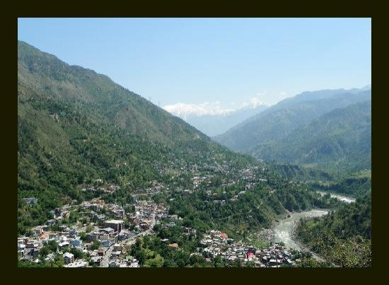 Chamba - View from Chamunda Devi