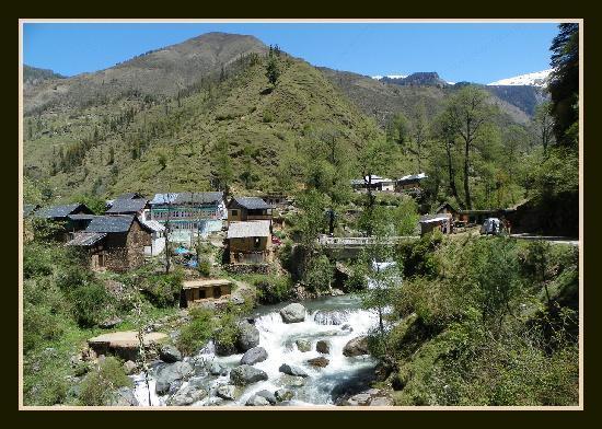 Chamba - Sangini village