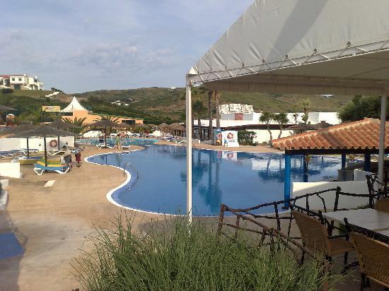 Fornells, Spain: Uno scorcio del villaggio