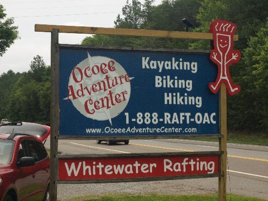 Ocoee Adventure Center: The OAC
