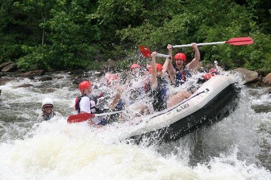 Ocoee Adventure Center: Great rapid!