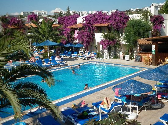 Summer Garden Apart Hotel: Main Pool