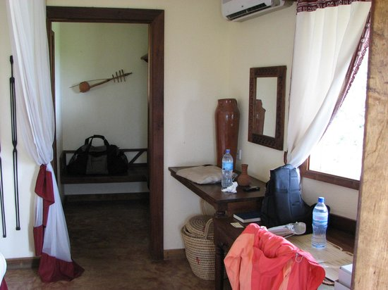 Kia Lodge – Kilimanjaro Airport : plenty of room