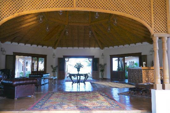 Ocean Beach Resort & Spa: Reception