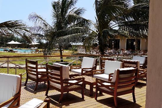 Ocean Beach Resort & Spa: Finch Hatton Bar