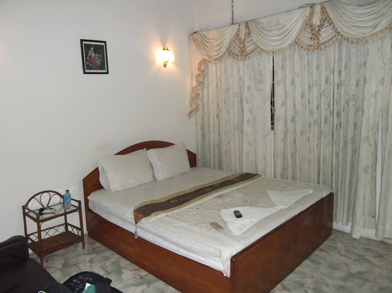 Royal Guest House : Aircon room for US$12