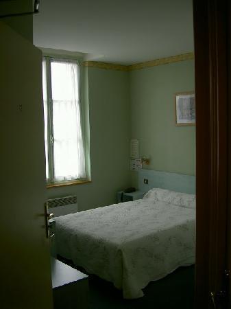 Hôtel Belle Epoque : chambre sans WC