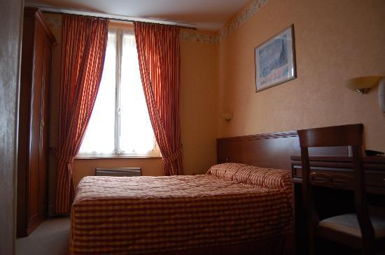 Hôtel Belle Epoque : chambre double