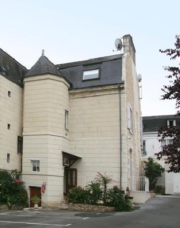 Hôtel Belle Epoque: accès chambres