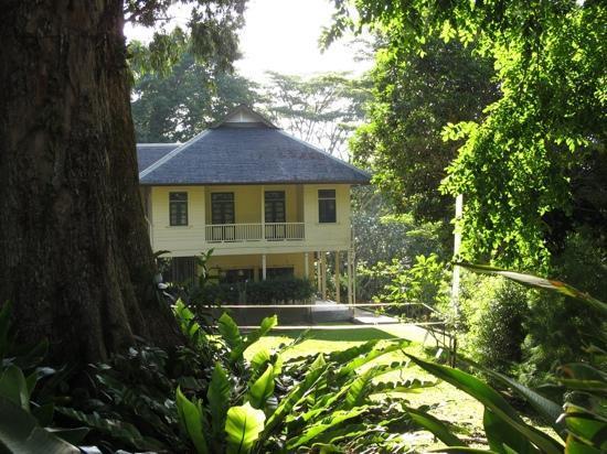 Agnes Newton Keith Home : Agnes Keith's house