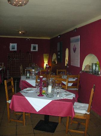 Sa Vinya: Restaurant