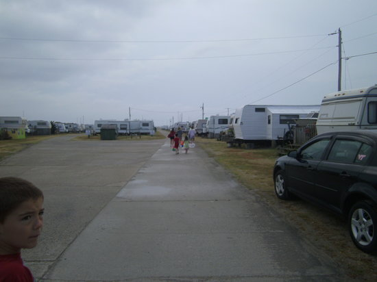 North Beach Campground: pic of the park