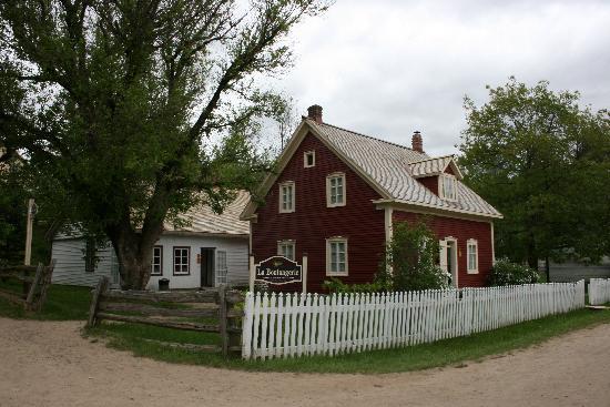 Drummondville, Kanada: village d Atan